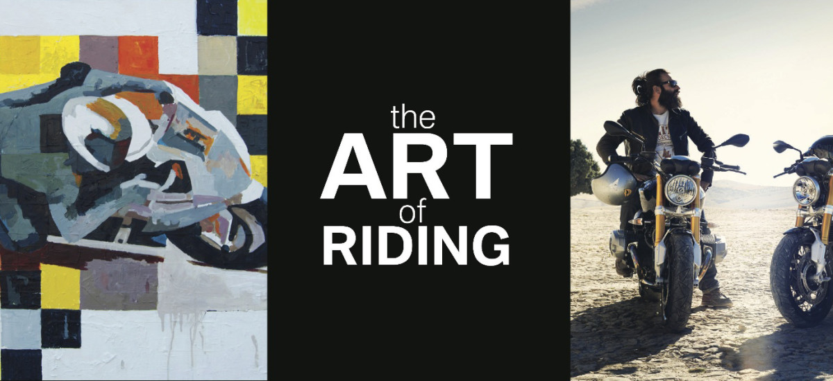 Inbjudan till The ART of Riding