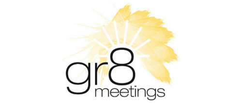 gr8 meetings logo