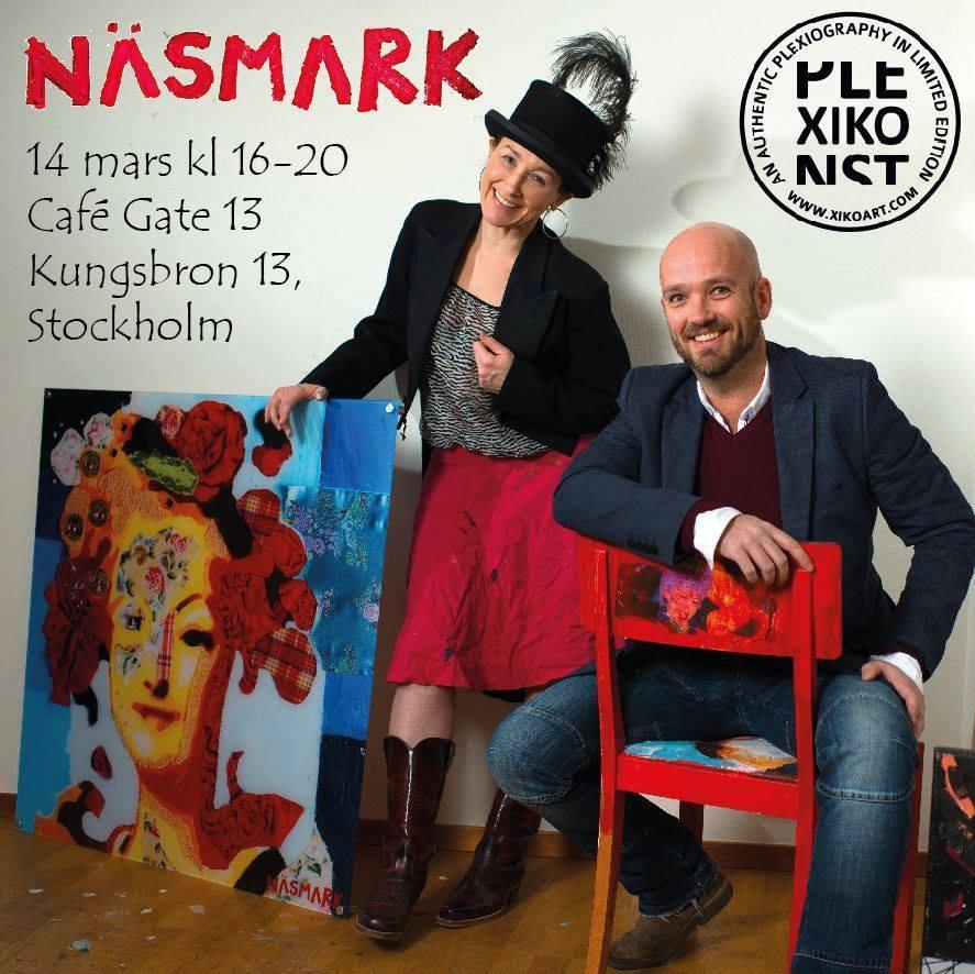 XIKO Nasmark Avhangning March 14