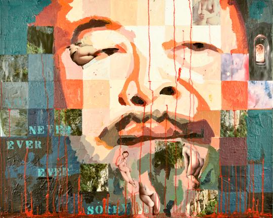 Ai Wei Wei portrait by Catrine Näsmark