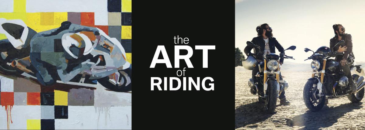 Inbjudan till The ART of Riding