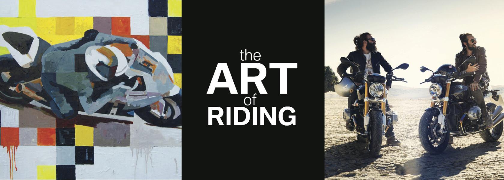 BMW anniversary art exhibition