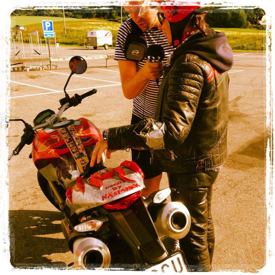 Ducati Nasmark SR4