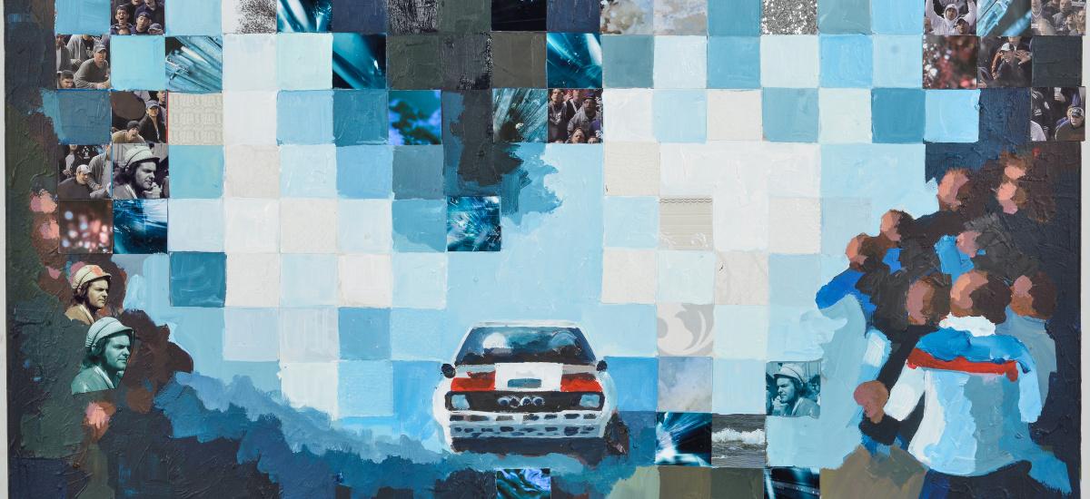 Audi Installation: Det Är Kurvan Man Vill Åt